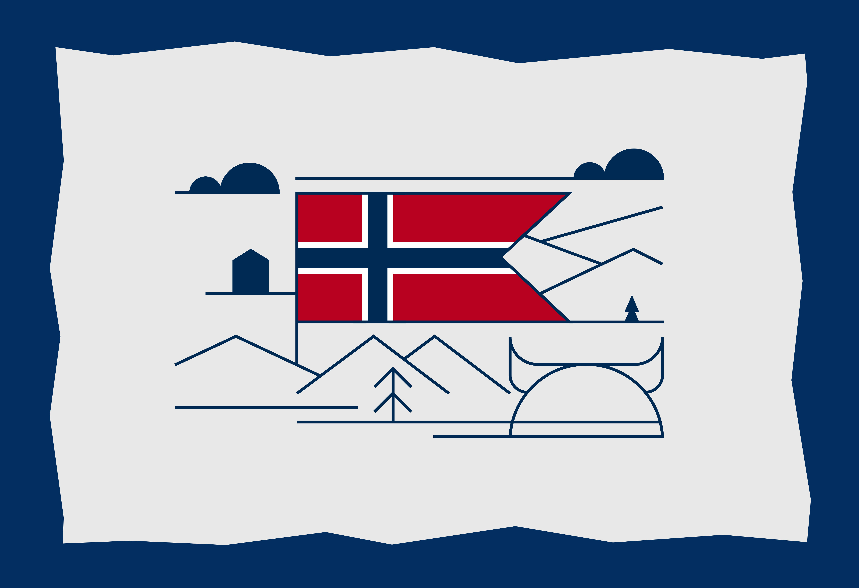 Norvegų kalba savarankiškai (A1.1)